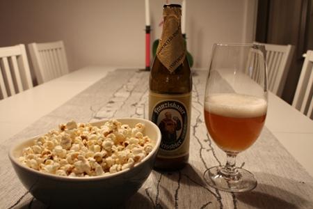 Popcorn o Öl