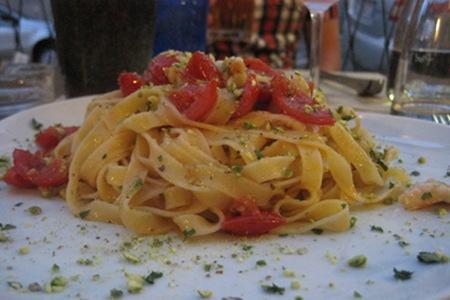 En av dessa dagar med pasta