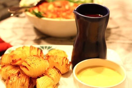 Sås och potatis